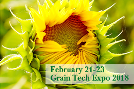 We invite you to visit the International exhibition «Grain Tech Expo» 2018